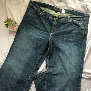 Harley Davidson Plus Size Straight Jeans 24 x 32